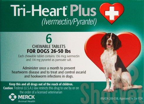Tri-Heart Plus ShotVet