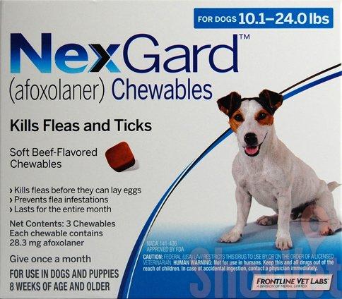 Nexgard ShotVet