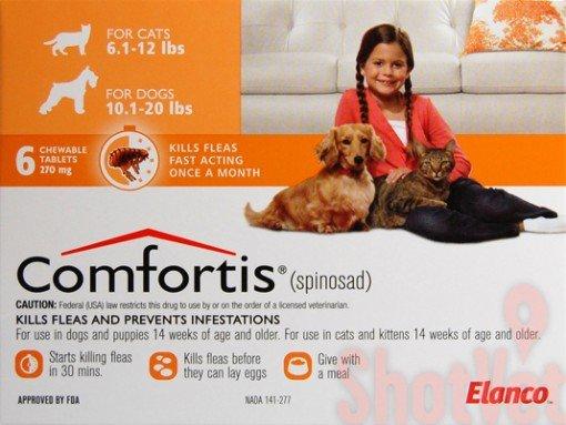 Comfortis ShotVet